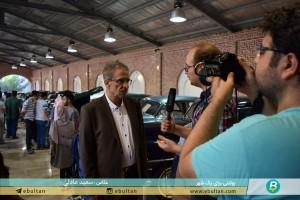 از موزه خودرو های کلاسیک تبریز 4